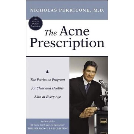 The Acne Prescription - Audiobook