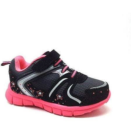 37830851d8b8 ... Danskin Now Toddler Girl S Lightweight Fastner Cross-Trainer Shoe ...