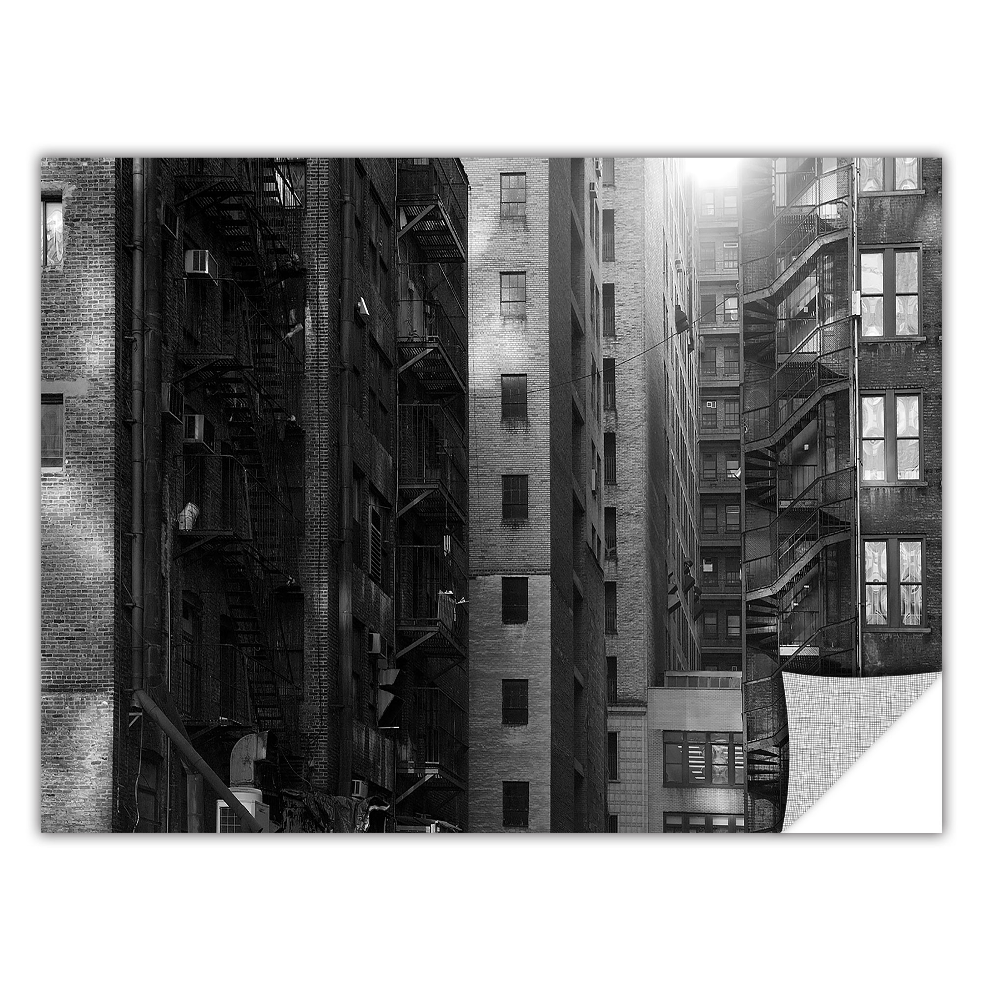 ArtWall Buildings by Revolver Ocelot Photographic Print