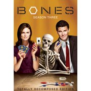 Bones: Season 3 Totally Decomposed Edition (Widescreen) by NEWS CORPORATION