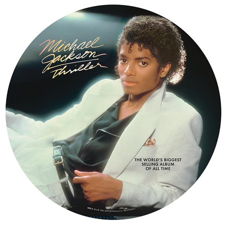 Michael Jackson - Thriller (Picture Disc) - Vinyl