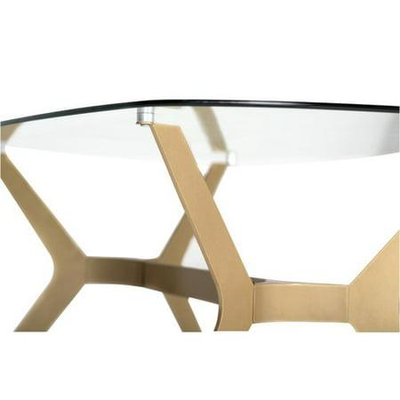 Studio Designs Home Archtech Modern Coffee Table Walmart Com