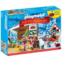 PLAYMOBIL Advent Calendar Santas Workshop Deals