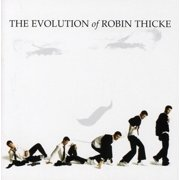 Evolution of Robin Thicke (CD)