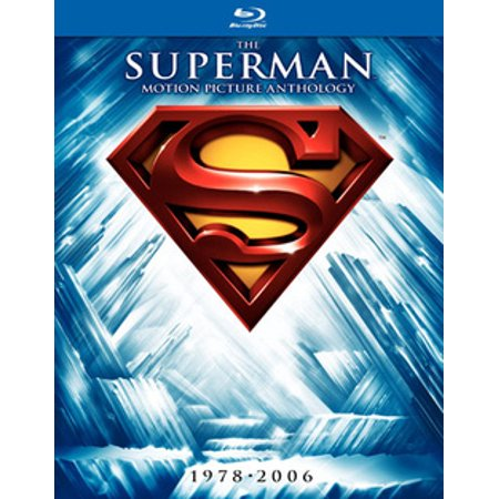 Superman: The Motion Picture Anthology 1978-2006 (Blu-ray) (Motion Man)