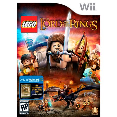 Lego Lord Of The Rings Xbox  Walmart