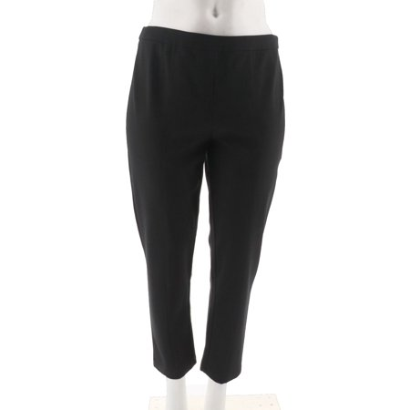 Joan Rivers Signature Ankle Pants Front Seam A300856