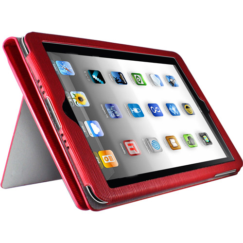 Ozone Atom iPad mini Case, Red