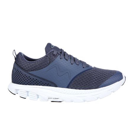 7a37e99ca37a MBT Shoes Women s Speed 17 Lace Up Athletic Shoe  11 Medium (B) Navy Mesh  Lace