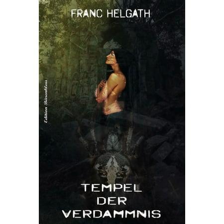 Im Tempel der Verdammnis - eBook (Tempel Zu Tempel Messung)
