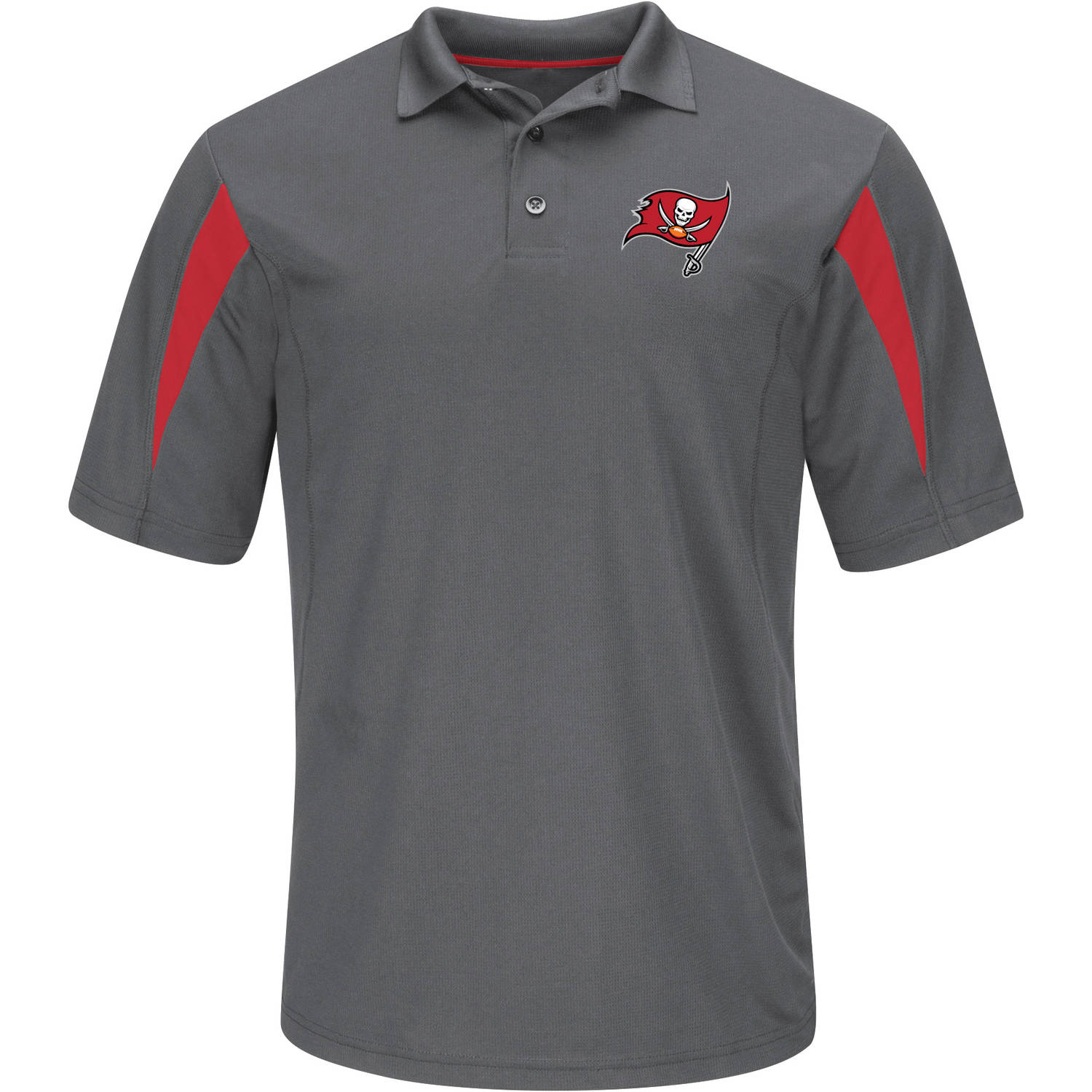 NFL Tampa Bay Buccaneers Big Men's Basic Polo