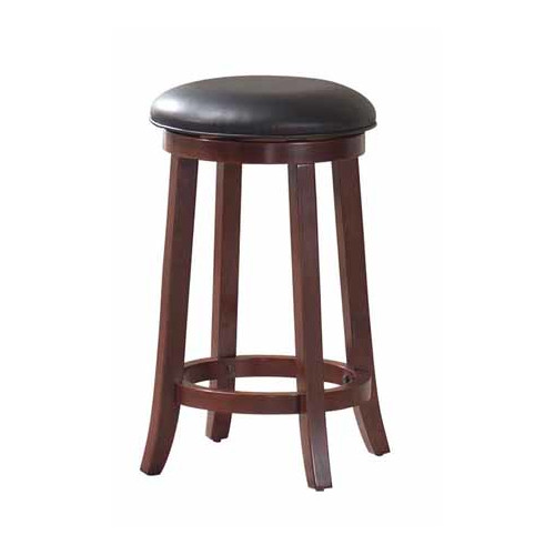 Wildon Home 29'' Swivel Bar Stool by Windward Furniture