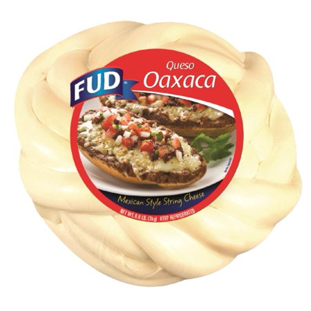 Fud Bulk Oaxaca Cheese, Deli Sliced - Walmart com