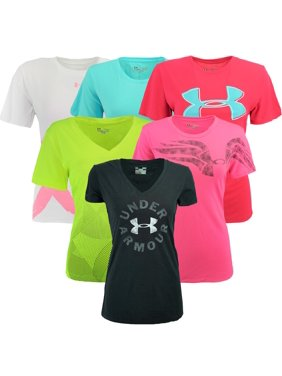 Under Armour Women's Graphic Mystery T-Shirt