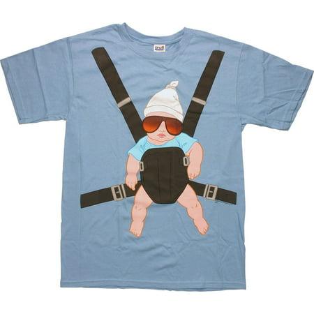 Hangover Halloween (Hangover Baby Carrier T-Shirt)