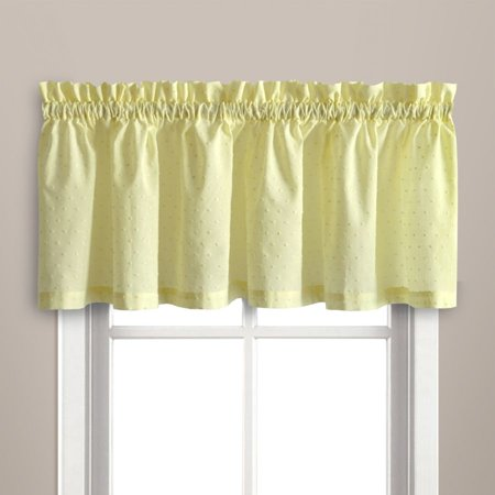 Dorothy yellow kitchen curtain - Kitchen curtains walmart ...