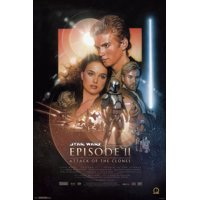 24x36 Star Wars: Attack of the Clones - One Sheet Poster