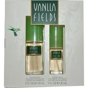 Vanilla Fields Set-Cologne Spray 2 Oz & Cologne Spray 1 Oz By Coty