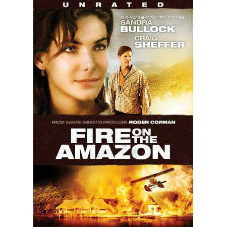 Fire On The Amazon (DVD)