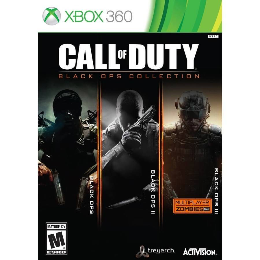 call of duty: black ops collection (xbox 360) - walmart