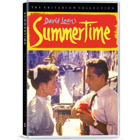 Summertime (Criterion Collection) (DVD) Summer 2012 Collection