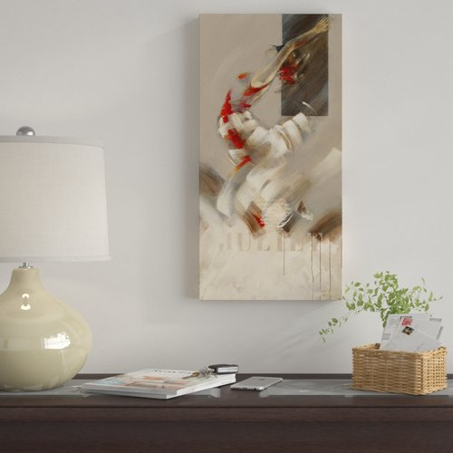 Winston Porter 'Juliet' Graphic Art Print on Wrapped Canvas