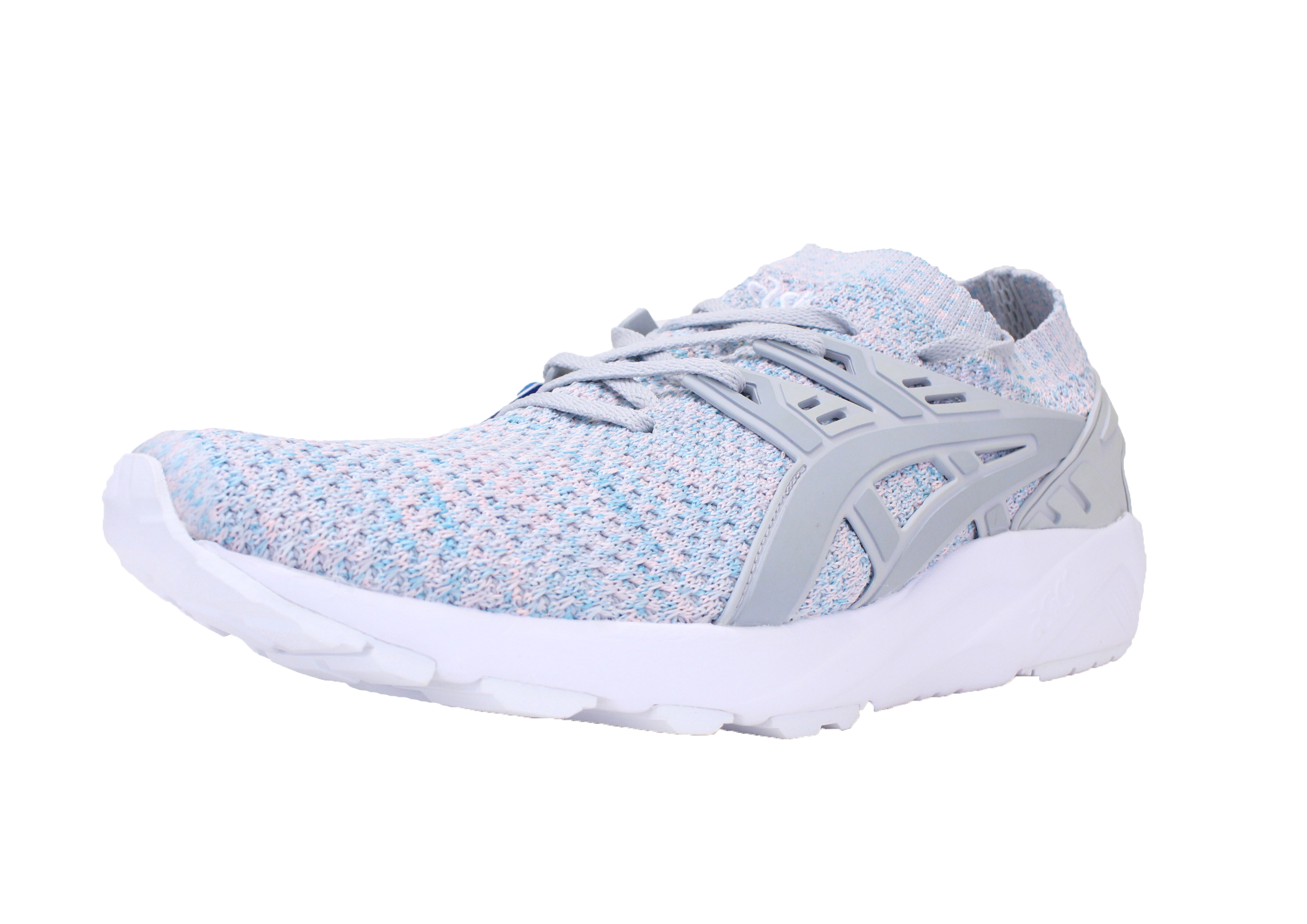 Asics Gel-Kayano Trainer Knit Glacier Grey Men/'s Running Shoes HN7M4-9696