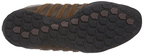 K-Swiss Arvee 02453-225-M Chocolate Bison Athletic Sneakers Mens Athletic Shoes Size 8 New by K-Swiss
