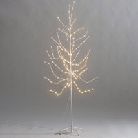 Warm White Lighted Tree