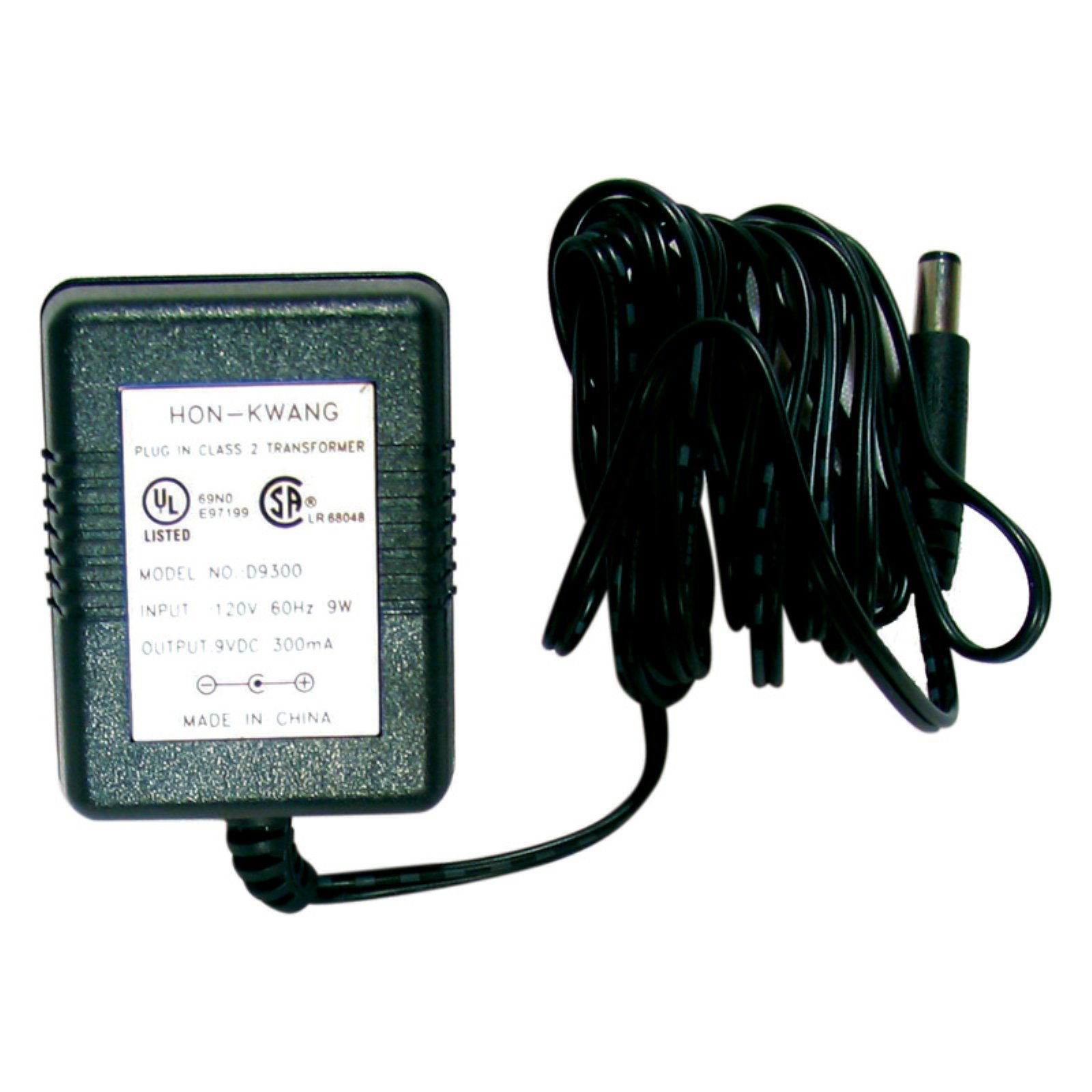 Adapter 9 Volt DC 300mA for Viper 787 Electronic Dart Board by GLD Products Manufacturing