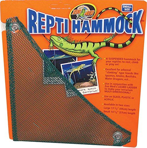 Zoo Med Repti Hammock Small - (14.5 Long x 10 Wide) - Pack of 12
