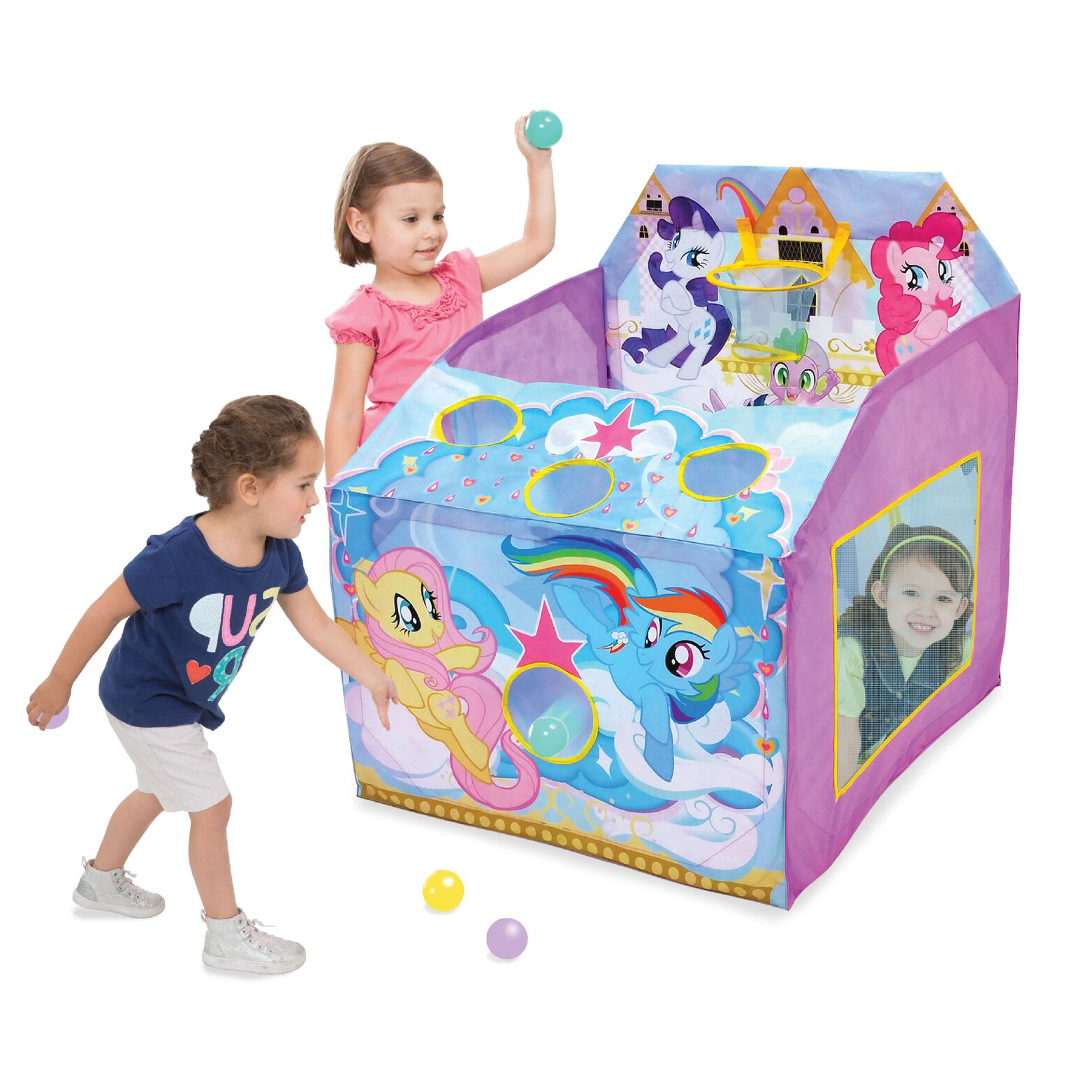 Playhut My Little Pony 3 in 1 Play Center