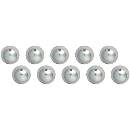 10pcs Surgical Steel Captive Bead Ring Replacement Balls (Steel Captive Ring)