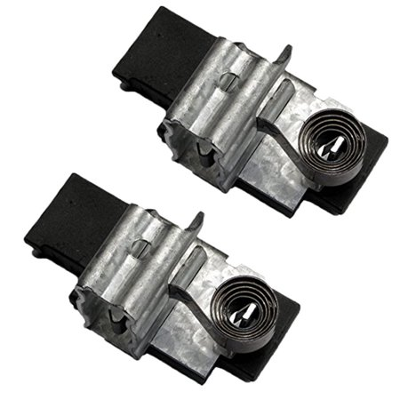 Bosch 2 Pack of Angle Grinder Replacement Brush Holders # 1604336048-2PK