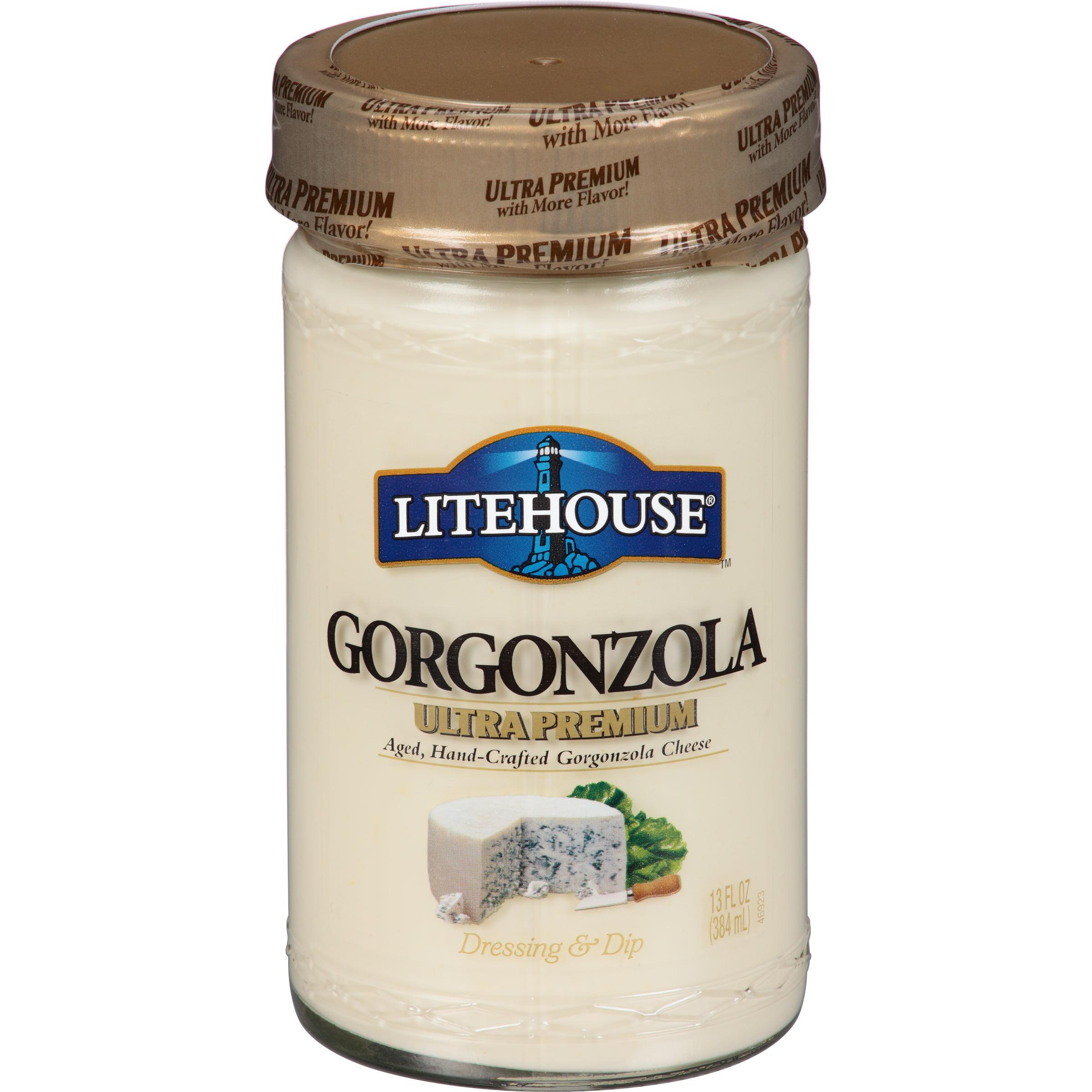 Litehouse® Gorgonzola Dressing & Dip 13 fl. oz. Jar