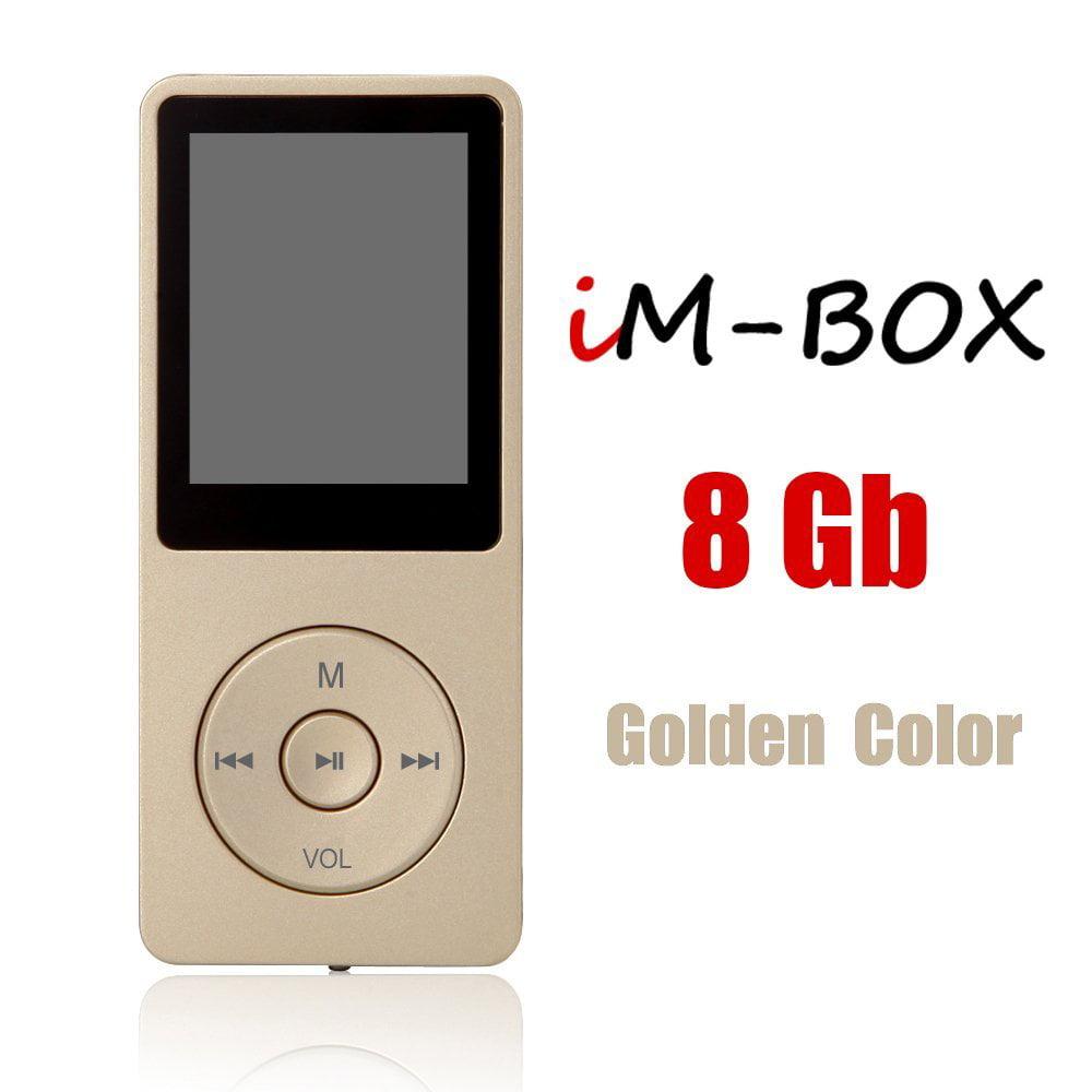 iM_BOX Latest Version 8 GbïŒInfinite space! MP3_MP4 Music...