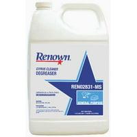 RENOWN® CITRUS DEGREASER CLEANER per 2 Gallon