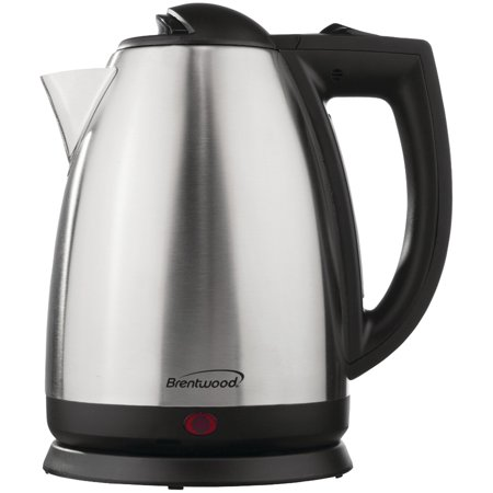 Brentwood Appliances KT-1800 2l Stainless Steel Electric Cordless Tea Kettle
