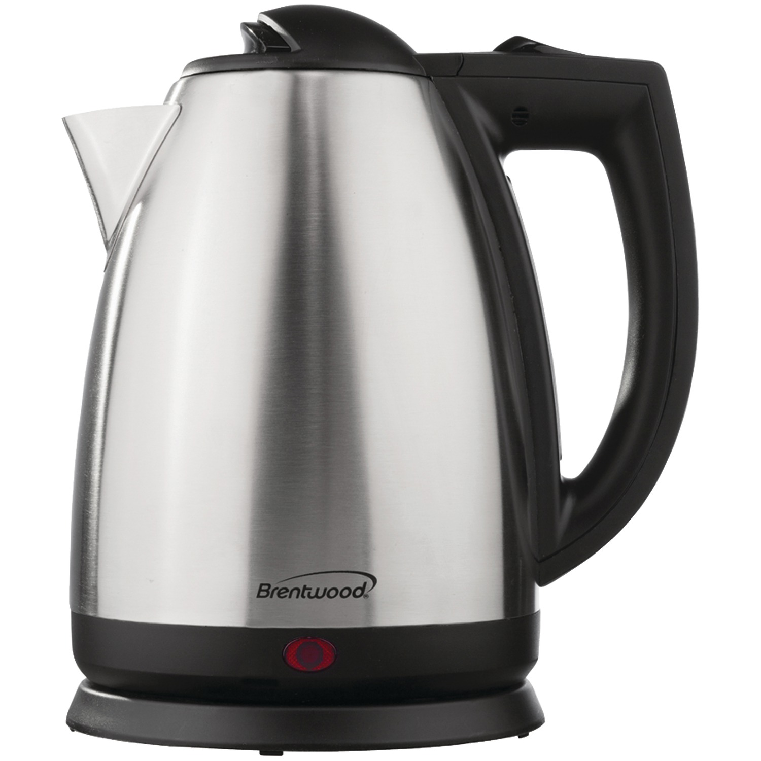 Brentwood Appliances KT 1800 2l Stainless Steel Electric Cordless Tea Kettle