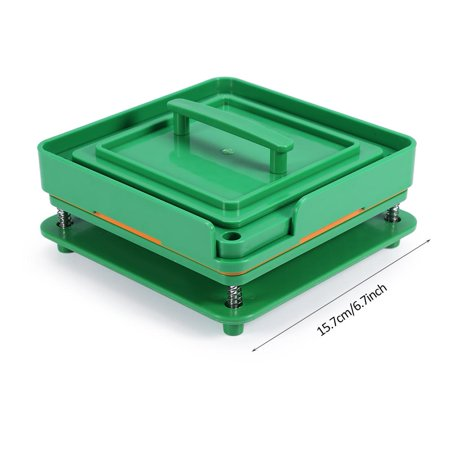 Garosa Capsule Filling Machine,Empty Capsule Plates With Spreader 100 Holes Powder Cosmetics Capsules Manual Filling - image 9 de 9