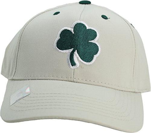 273eb8ca910 ... official notre dame fighting irish adjustable adult cap hat clover logo  95f42 165fe
