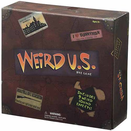 Weird U.S. Board Game