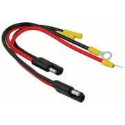Attwood 14367-6 Heavy-Duty Trolling Motor Quick Connectors 2-Wire 10-Gauge, Set of 2