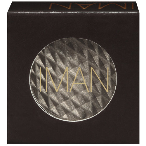 IMAN Eye Shadow, Pewter, 0.05 oz