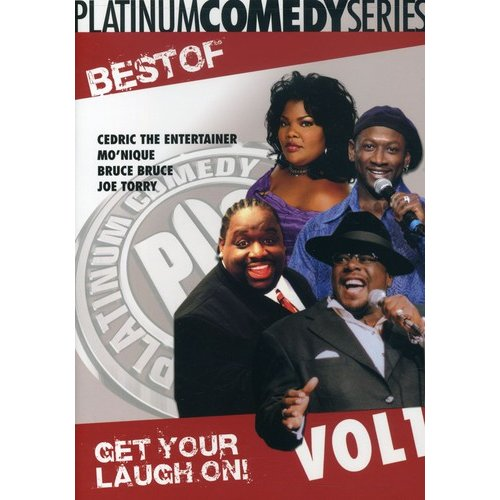 Best Of Platinum Comedy Series, Vol.1: Get Your Laugh On (Widescreen)