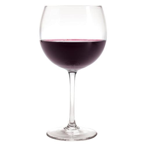 Anchor Hocking Vienna Balloon Red Wine Glass (Set of 4) by Anchor Hocking