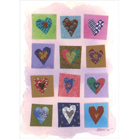 Recycled Paper Greetings Many Hearts Mother's Day (Best Greetings On Mother's Day)