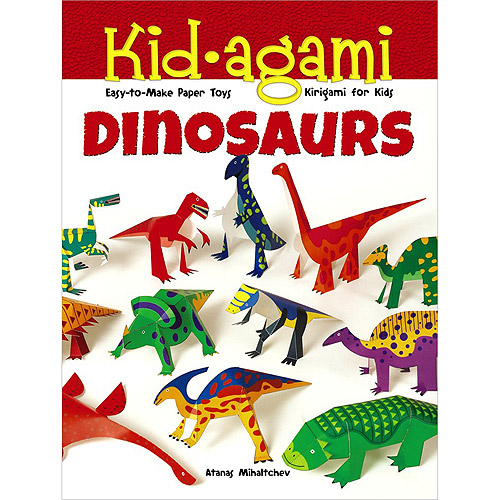 Dover Publications, Kid-Agami Dinosaurs