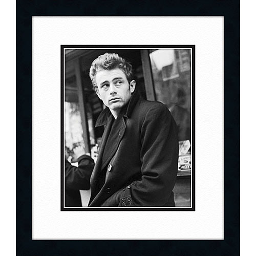 James Dean Framed Art