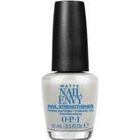 ($17.95 Value) OPI Nail Envy Nail Strengthener, Matte, 0.5 Oz